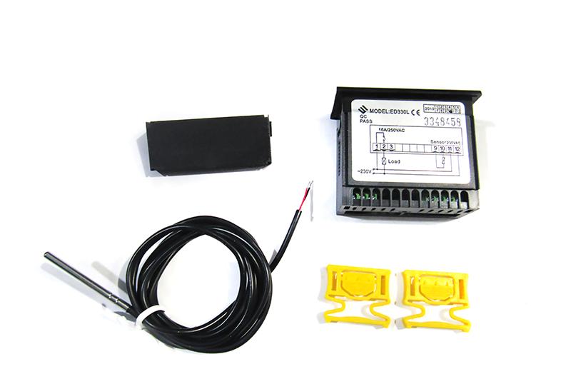 ED330L 数字显示加热控制器