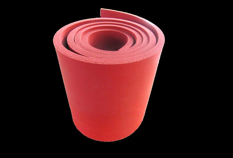硅橡胶海绵保温
